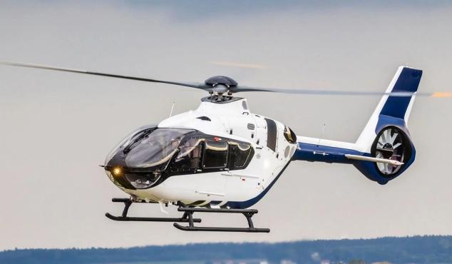 Location hélicoptère EC 135