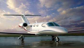 cabine Cessna Citation Mustang