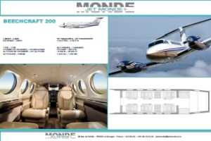 fiche Beechcraft KING AIR