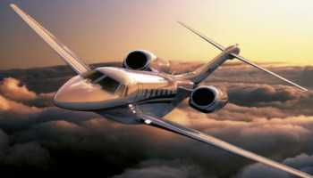location jet Citation X