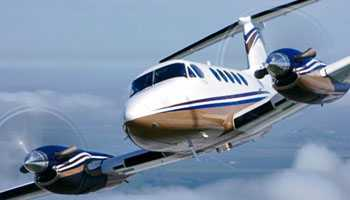 location jet Beechcraft KING AIR
